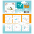 Stitch and Do Card Stitching Cardlayers Only - Set 21