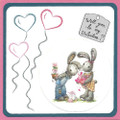 Karins Creations Card Stitching Pattern KC201