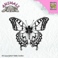 Nellie Snellen Animals Stamp Butterfly ANI010