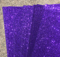 Glitter Card  A4 (210 x 297mm) - DARK PURPLE Pack of 4