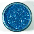 Cosmic Shimmer Polished Silk Glitter - BRILLIANT BLUE 10ml