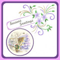 Karin's Creations Card Stitching e-Pattern - KC143e