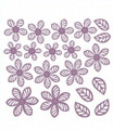 Sue Wilson - The Finishing Touches Collection - Faux Quilled Blooms Dies CED1402 - Pre-Order 15% Off15% Off