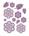 Sue Wilson - The Finishing Touches Collection - Classic Rose Dies CED1407 - Pre-Order 15% Off