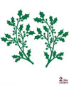 Sue Wilson - The Festive Collection - Holly Sprays Dies CED3013 - Pre-Order 15% Off
