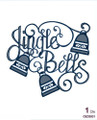 Sue Wilson - The Festive Collection - Jingle Bells Die CED3031 - Pre-Order 15% Off
