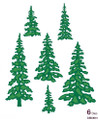 Sue Wilson - The Festive Collection - Winter Trees Dies CED3041 - Pre-Order 15% Off