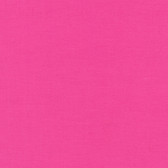 Robert Kaufman - Kona Cotton - Bright Pink
