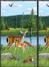 Oh Deer! - Large Panel