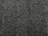 Robert Kaufman - Quilters Linen Black Onyx Metallic