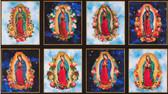 Inner Faith Tossed Mary Statues - Sky