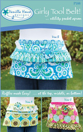Vanilla House Designs - Girly Tool Belt