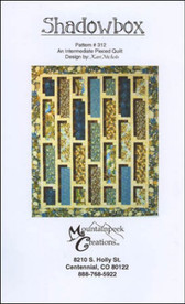 Mountainpeek Creations - Shadowbox Quilt