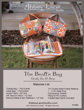Abbey Lane Quilts - The Beatle Bag Pattern (Inserts Included)