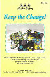 Stitchin' Sisters - Keep the Change!