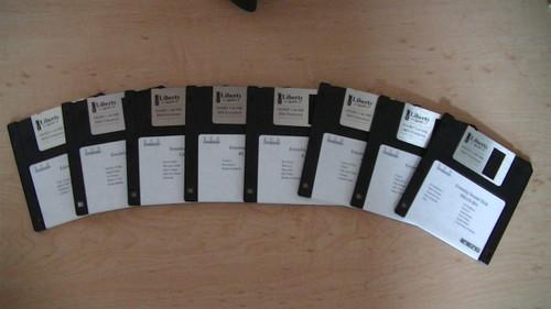 Ensoniq ASR-10 8 Disk Sound Library