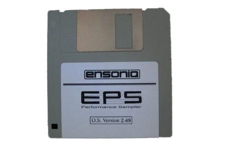 Ensoniq EPS Operating System Disk v 2.49 OS boot
