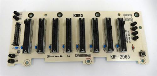 8 Slider Board For Korg PA1x Pro (KIP-2063)