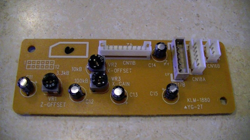 Korg Prophecy Part KLM-1880 Ribbon Control Board (Very Hard to Find)
