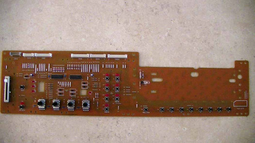 Korg Triton Le KLM-2278 Left Side Panel Board