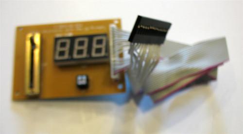 M-Audio Oxygen/Radium Display Board