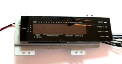 Roland JV-1000 Small Display Screen