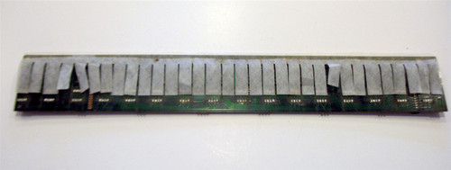 Roland S-50 & S-10 Key Contact Board For Low Notes
