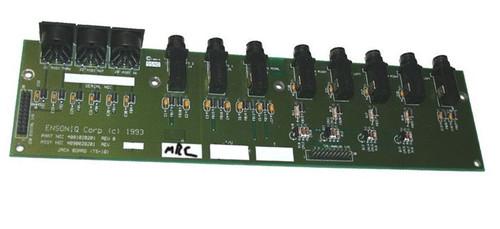 Ensoniq TS-10/TS-12 Jack Board