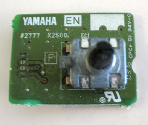 Yamaha Tyros Encoder Board