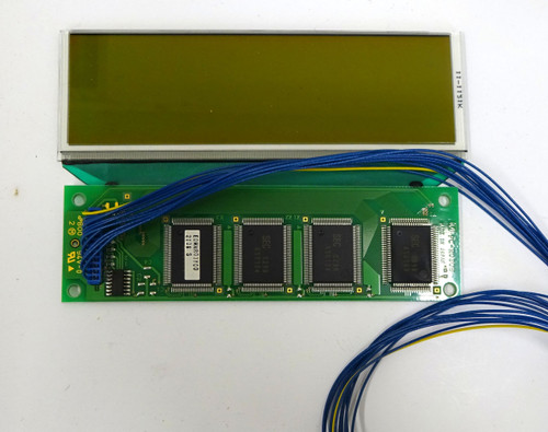 Yamaha Motif 6 LCD Display Assembly