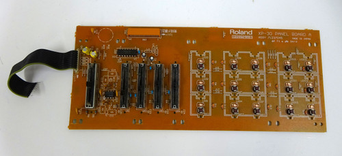 Roland XP-30 Panel Board A (Left Side)