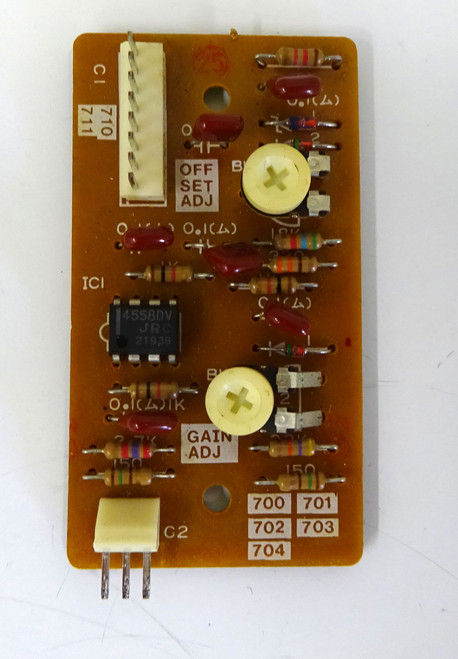 Korg 01/Wfd After Touch Sensor Board