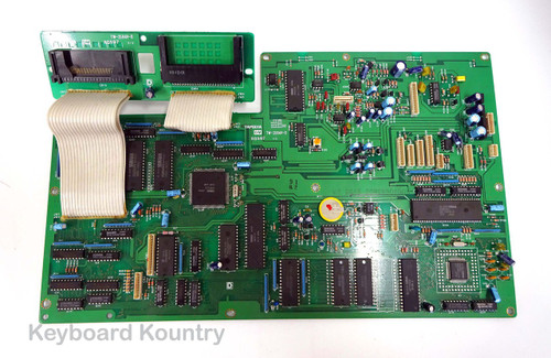 Main (DM) Board For Yamaha SY55