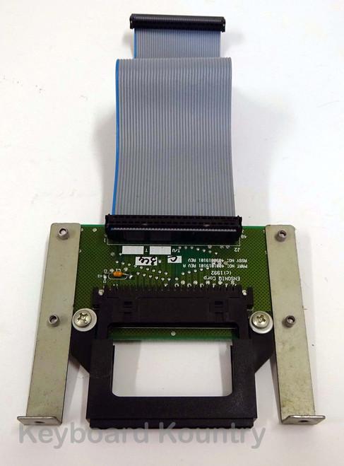 Ensoniq KS-32 Memory Card Slot with Ribbon Cable