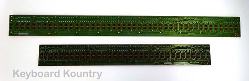 Ensoniq KS-32 Key Contact Boards