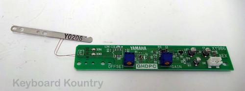 Yamaha MO8 Keyboard Sensor Board