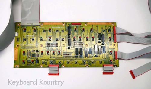 Roland G-800 Left Control Panel Board