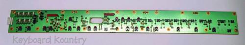 Roland G-800 Lower Control Panel