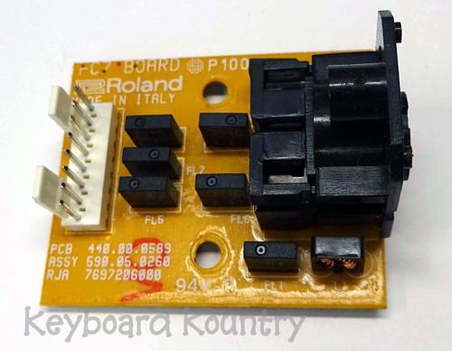 Roland G-800 FC7 Board