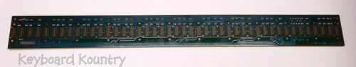 Roland G-800 High Note Key Contact Board