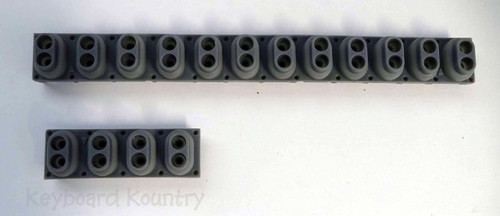 Yamaha YPG-625/635 & DGX-600 Series Rubber Key Contact Strip