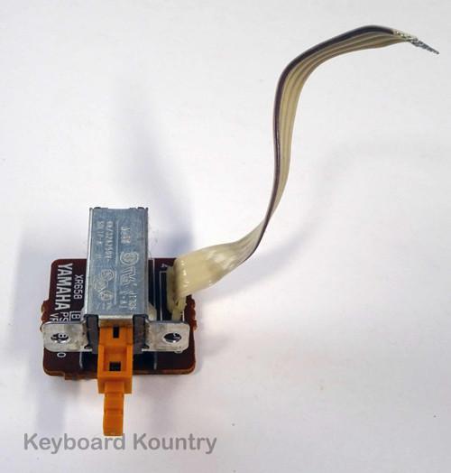 Yamaha PSR-78/190/240 Power Switch Board
