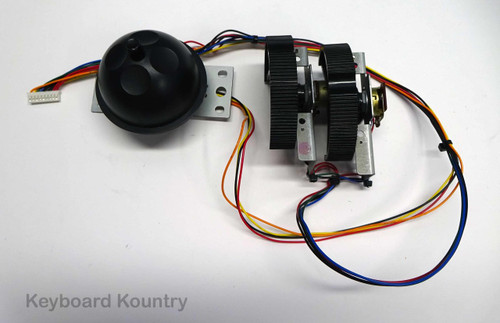 Complete Pitch Bend/Mod Wheel/Joystick Assembly For Yamaha SY22
