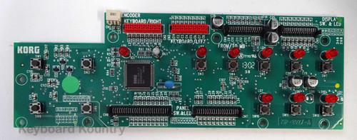 Panel Board For Korg PA-80 (KIP-2027)