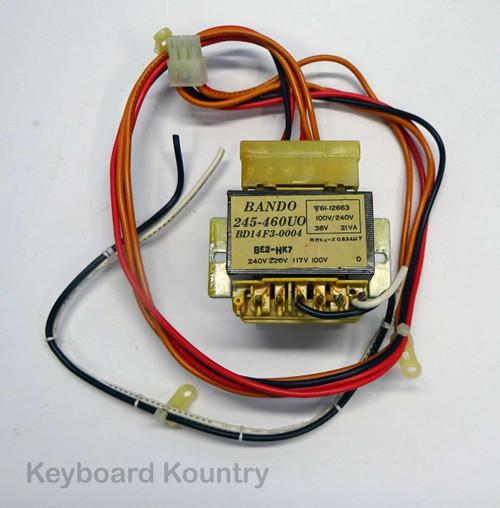Roland RD-250s/300s Power Transformer