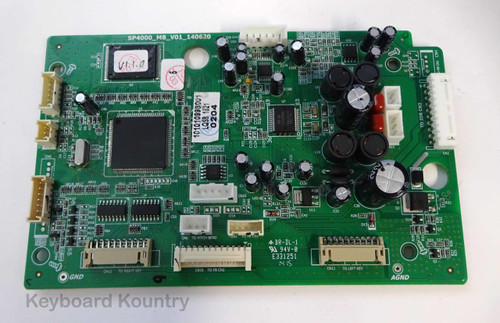 Alesis Coda Main Board