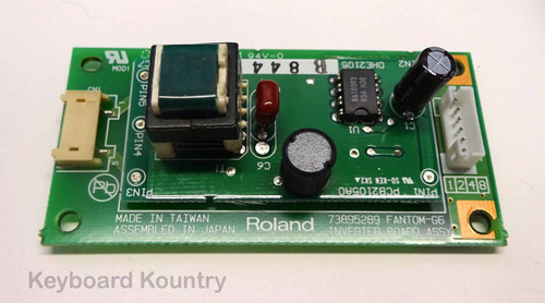 Roland Fantom G6/7/8 Inverter Board