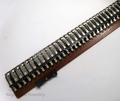 Yamaha DX7 Key Contact Board