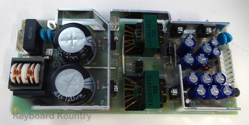 Yamaha Motif XF6/7/8 Power Supply Board