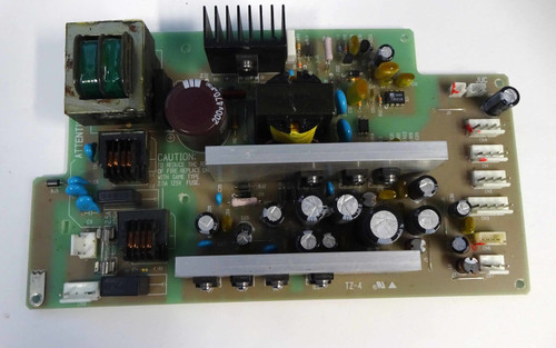 Yamaha Motif ES Series Power Supply Board